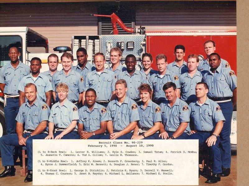DFR Recruit Class 229 020590
