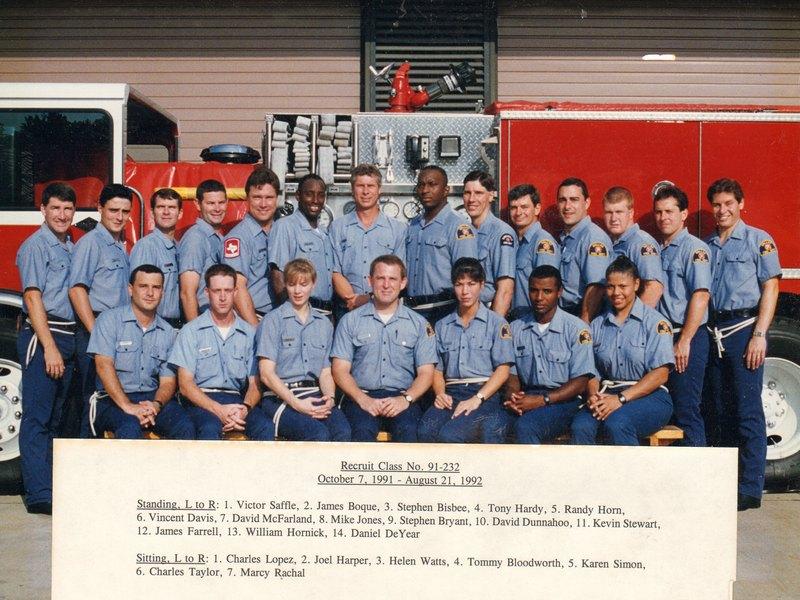 DFR Recruit Class 232 100791