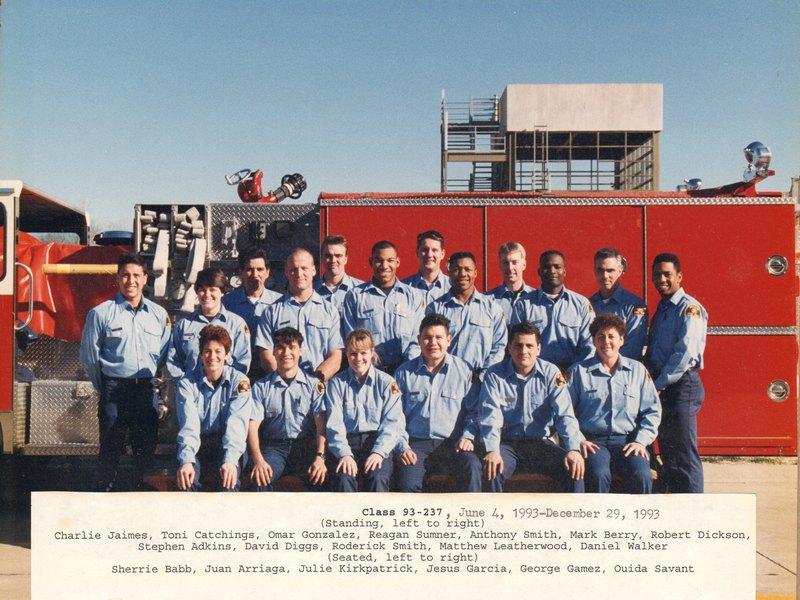 DFR Recruit Class 237 060493