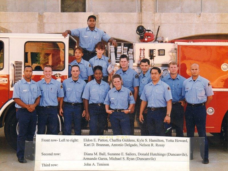 DFR Recruit Class 241