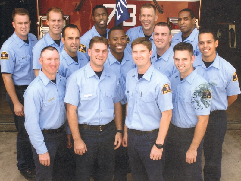 DFR Recruit Class 270 2003