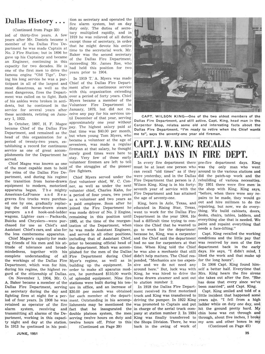 1951 Texas Fireman page 35