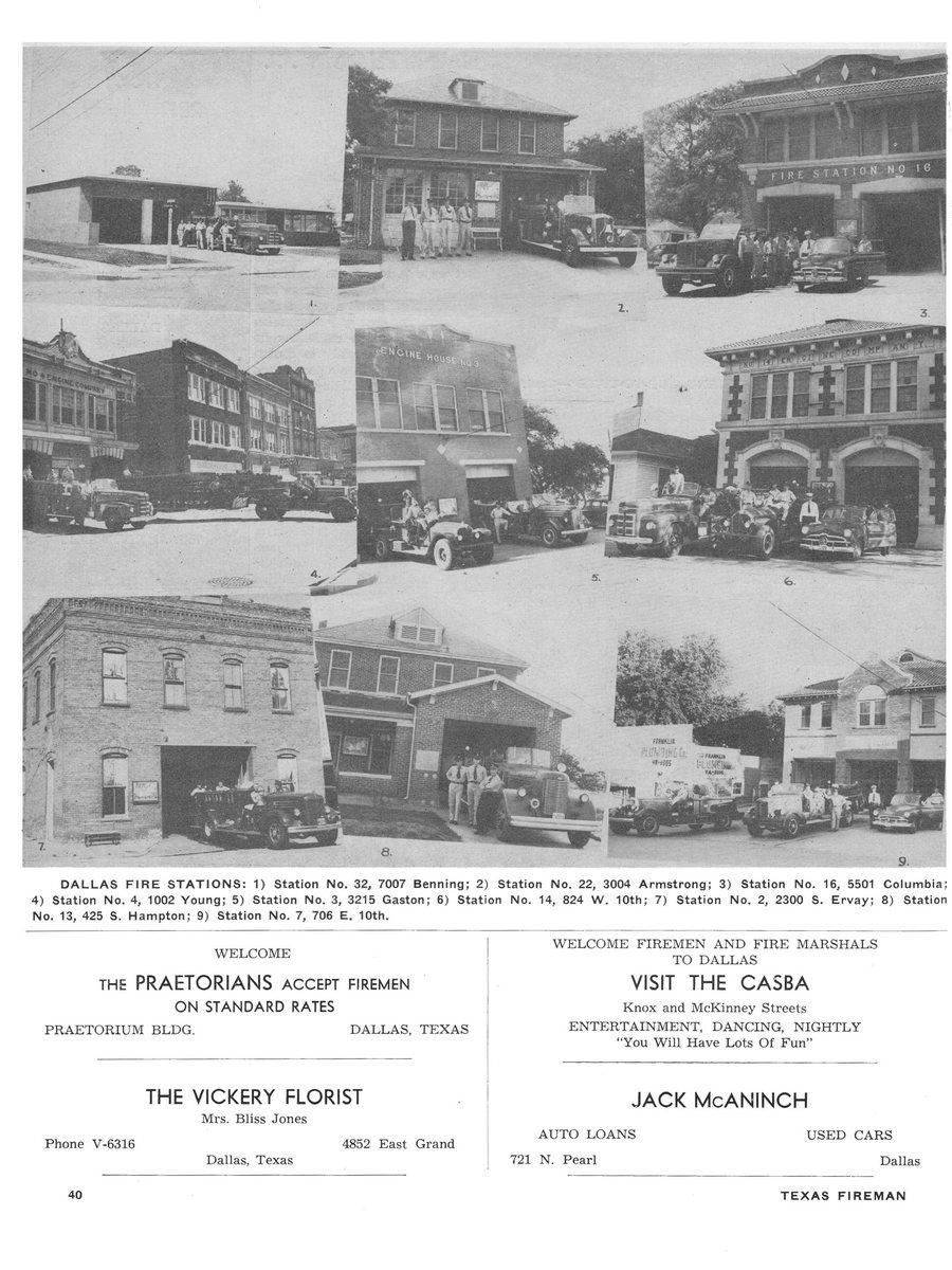 1951 Texas Fireman page 40