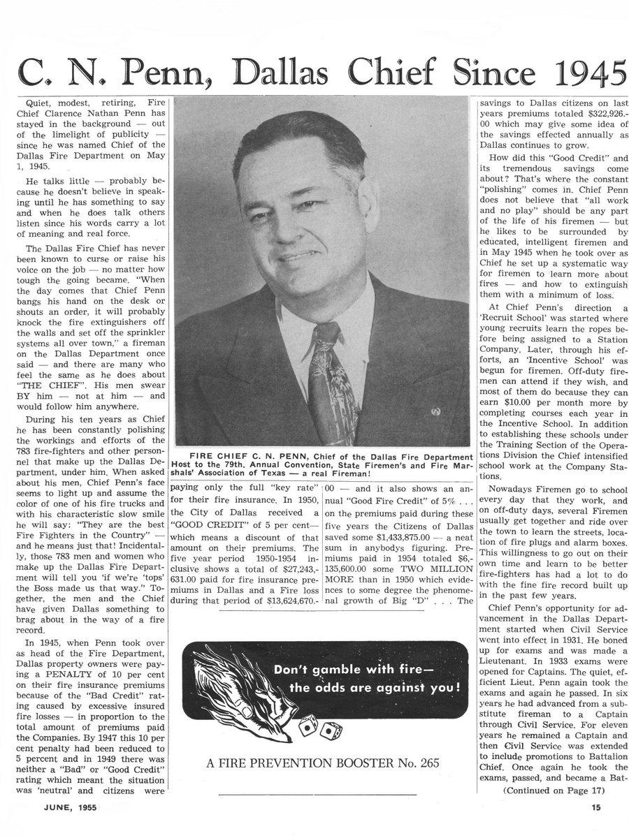1955 Texas Fireman page 15