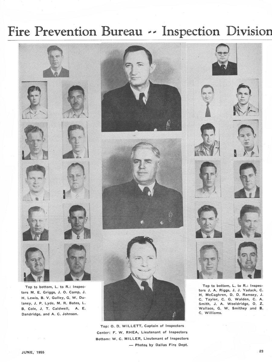 1955 Texas Fireman page 23