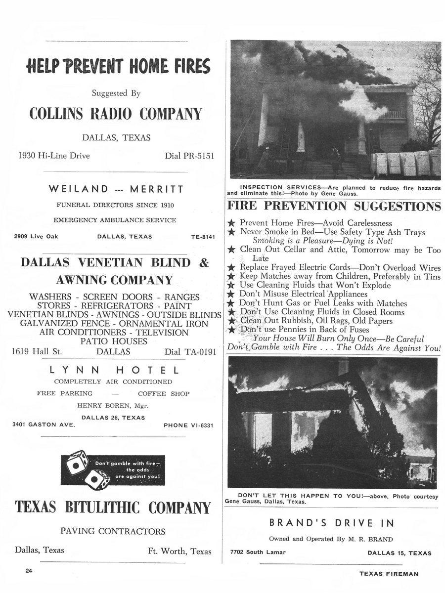 1955 Texas Fireman page 24