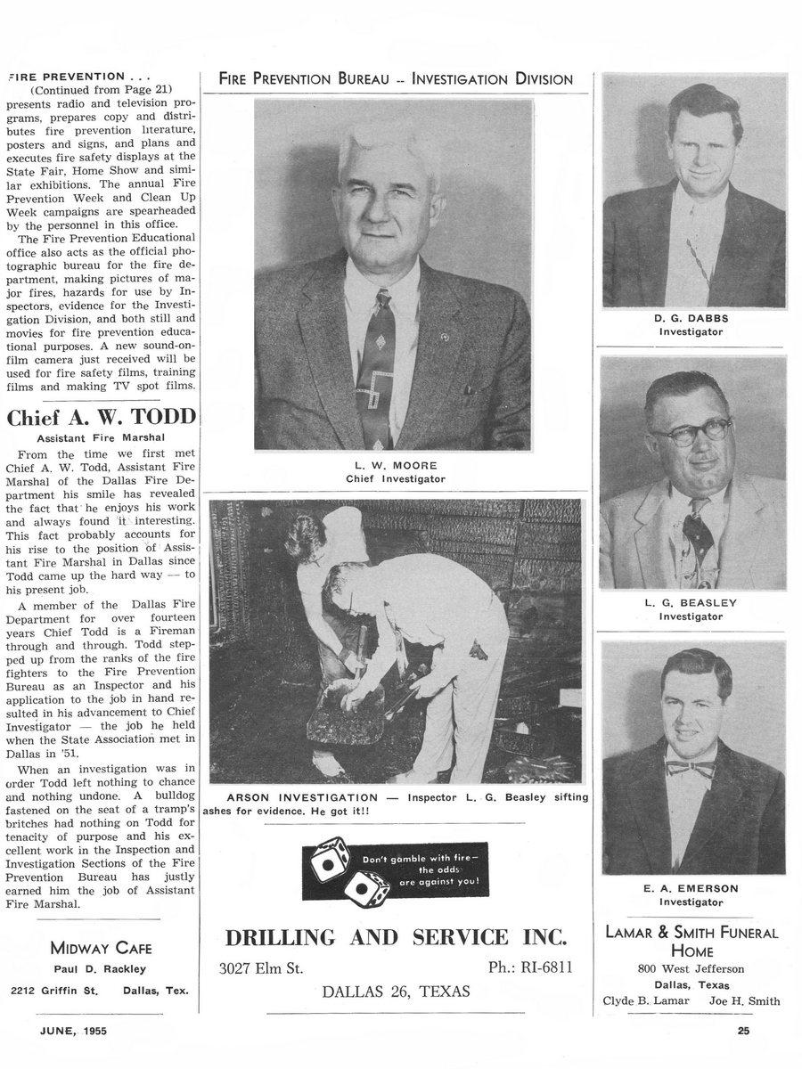 1955 Texas Fireman page 25