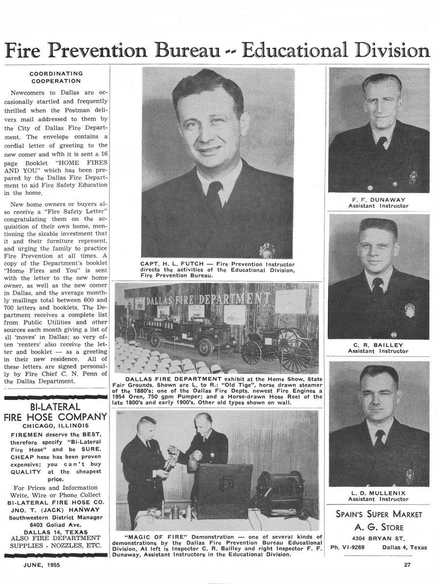 1955 Texas Fireman page 27