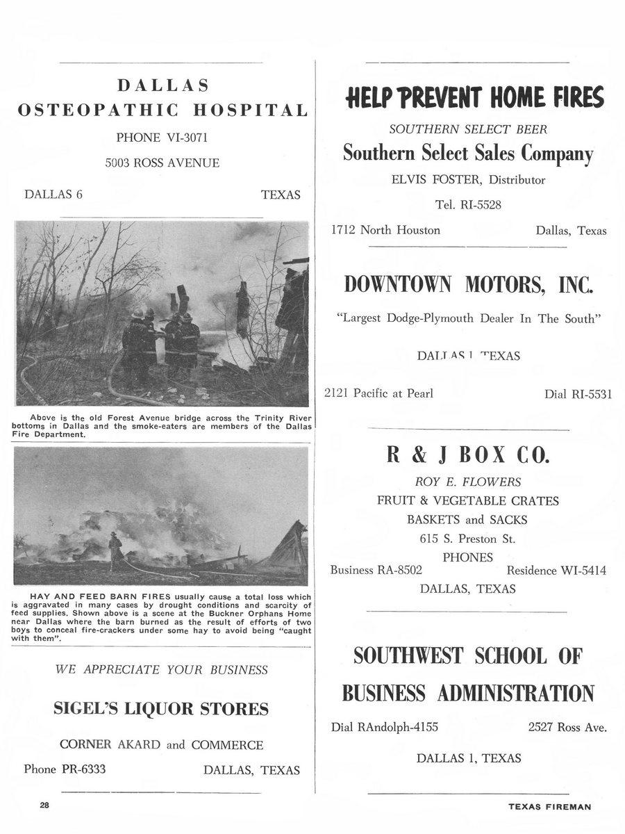 1955 Texas Fireman page 28