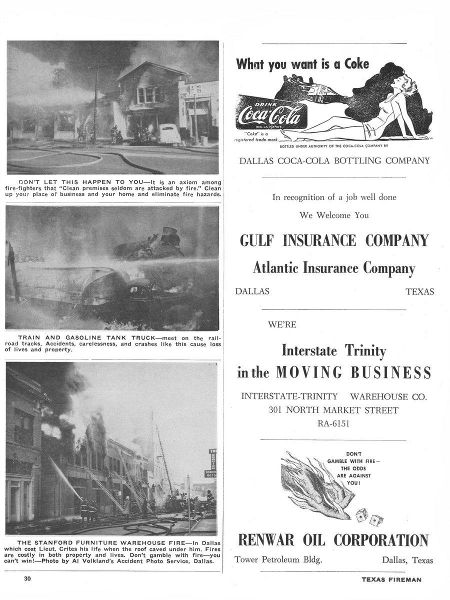 1955 Texas Fireman page 30
