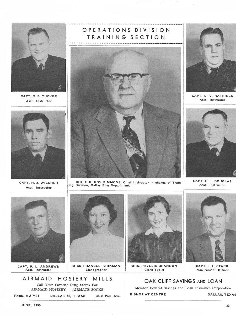 1955 Texas Fireman page 33