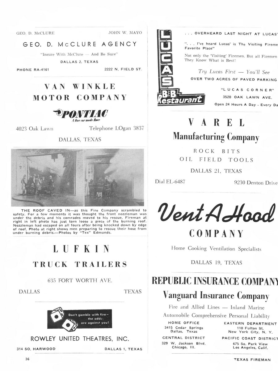1955 Texas Fireman page 36