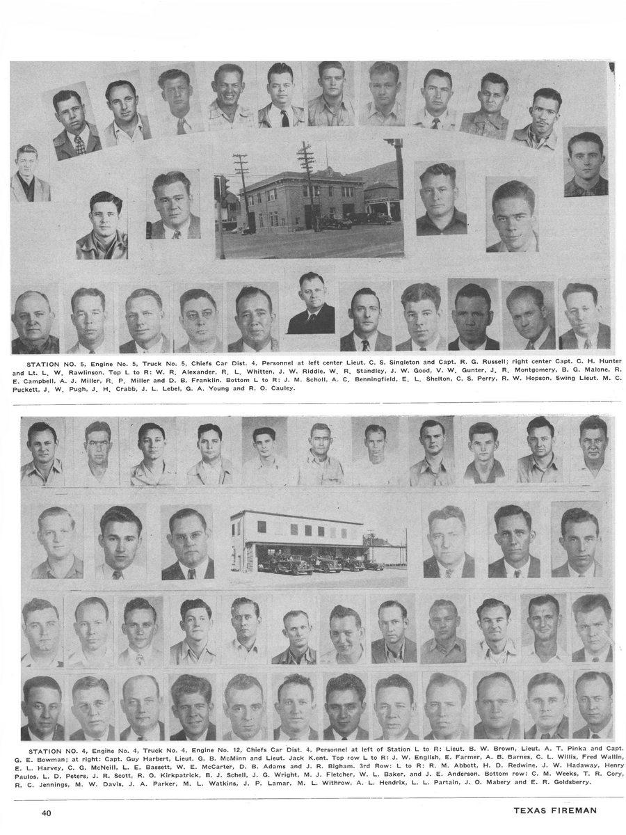 1955 Texas Fireman page 40