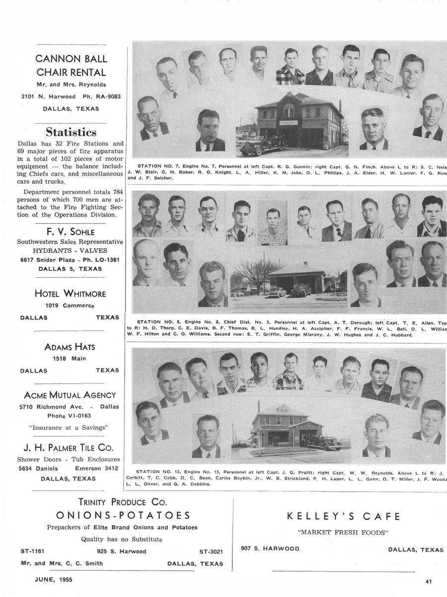 1955 Texas Fireman page 41