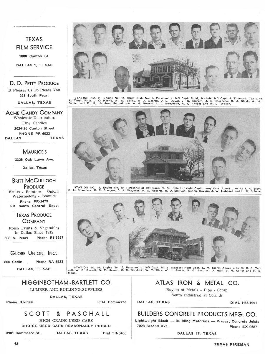 1955 Texas Fireman page 42