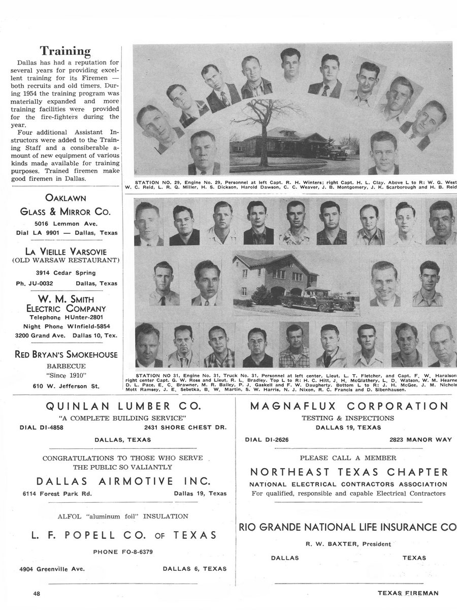 1955 Texas Fireman page 48