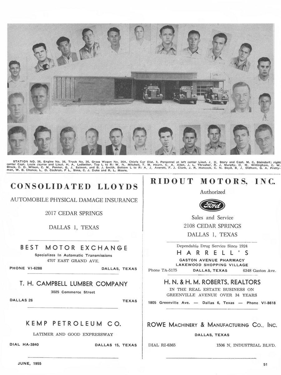 1955 Texas Fireman page 51