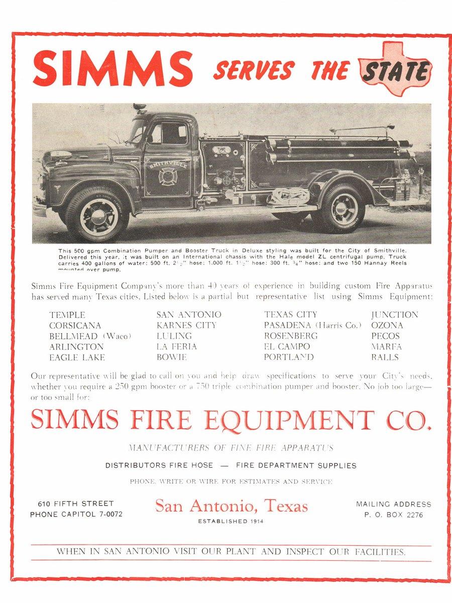 1955 Texas Fireman page 60