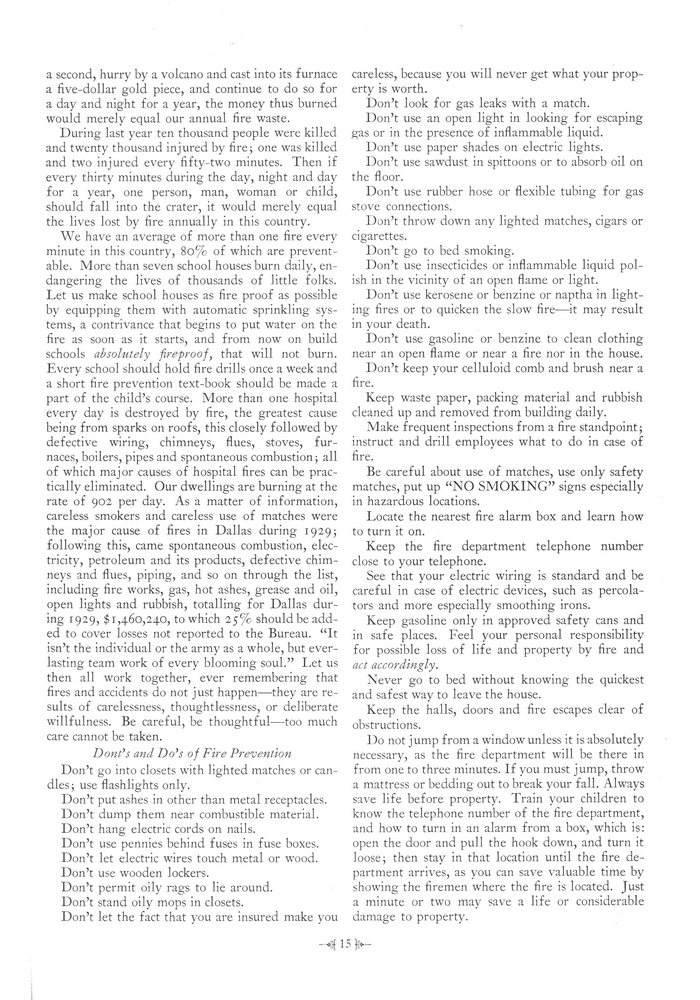 DFD 1931Leather Helmet Page 15