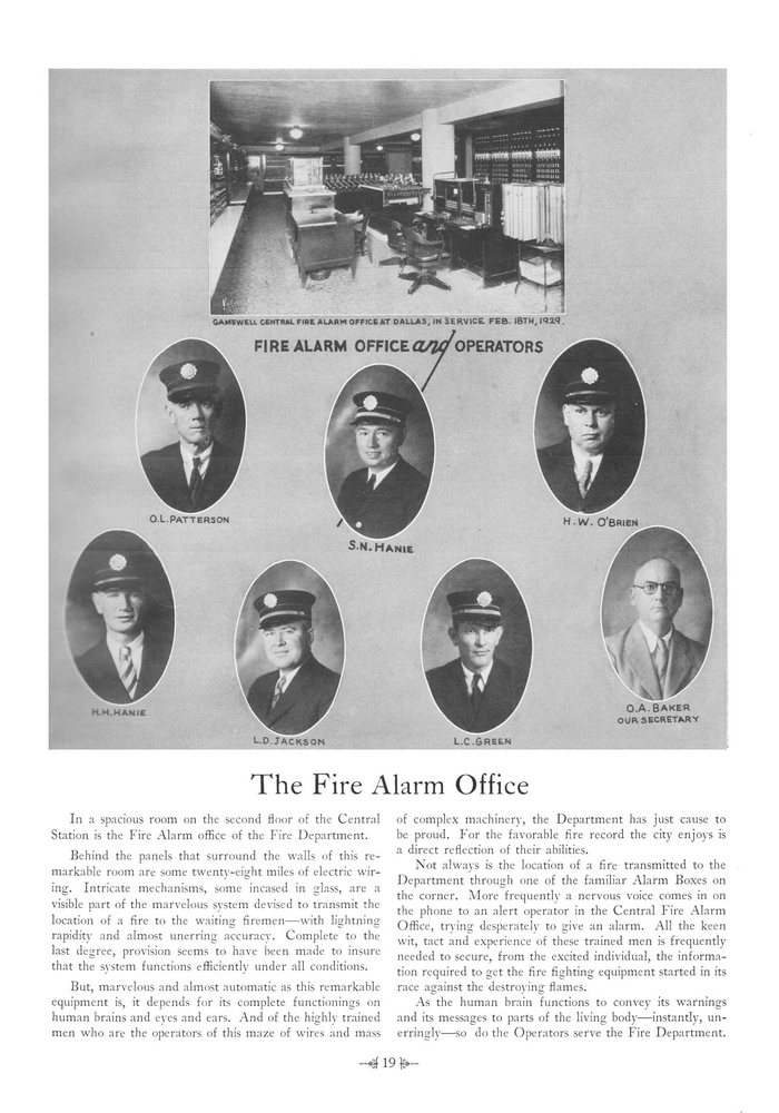 DFD 1931Leather Helmet Page 19