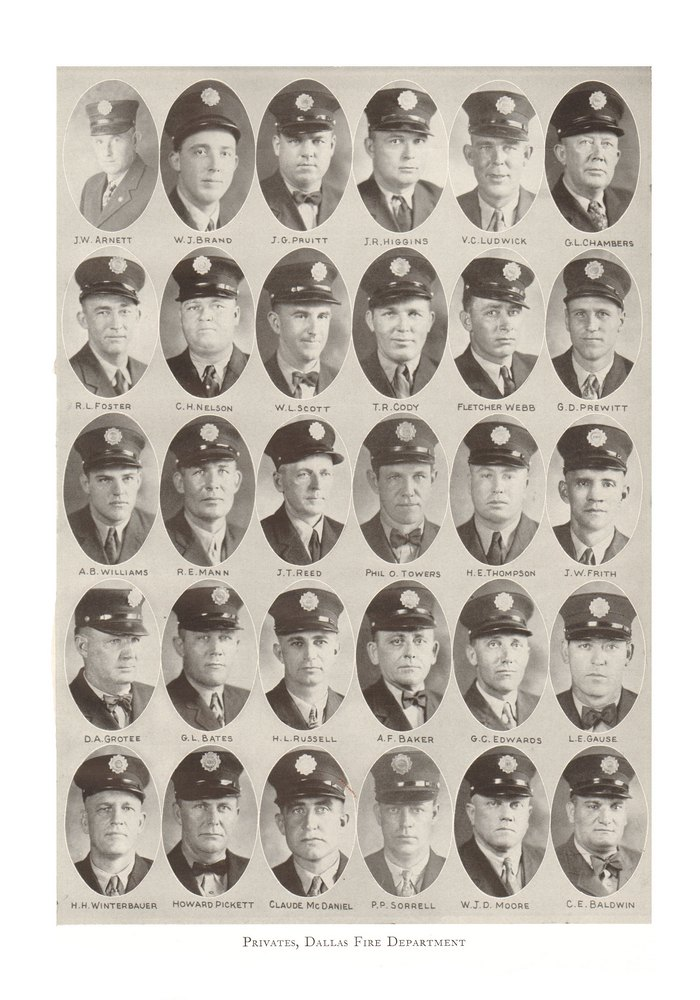 DFD 1931Leather Helmet Page 37