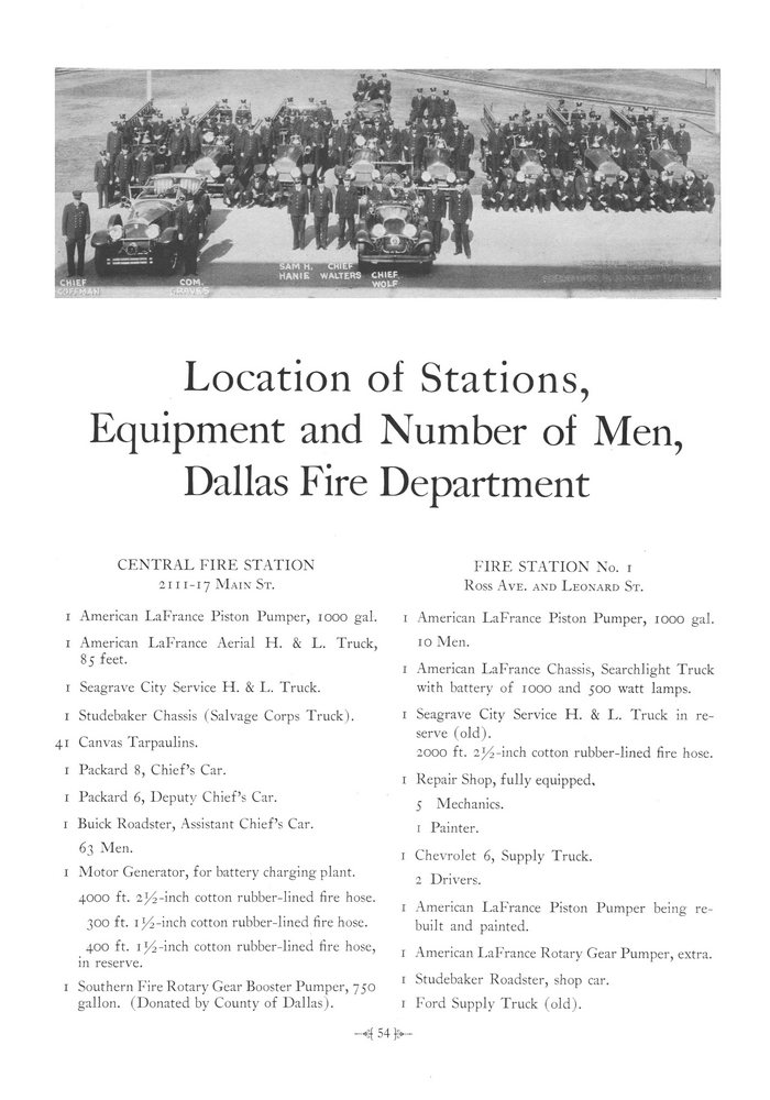 DFD 1931Leather Helmet Page 54
