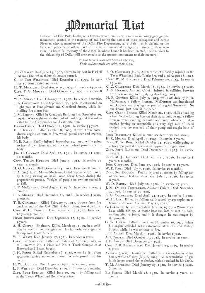 DFD 1931Leather Helmet Page 58