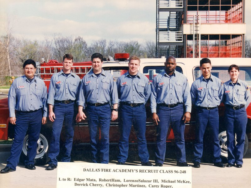 DFD Fire Prevention Class 248 1996