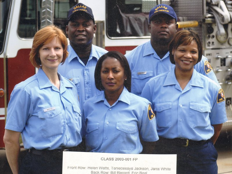 DFD Fire Prevention Officers Class 001 2003