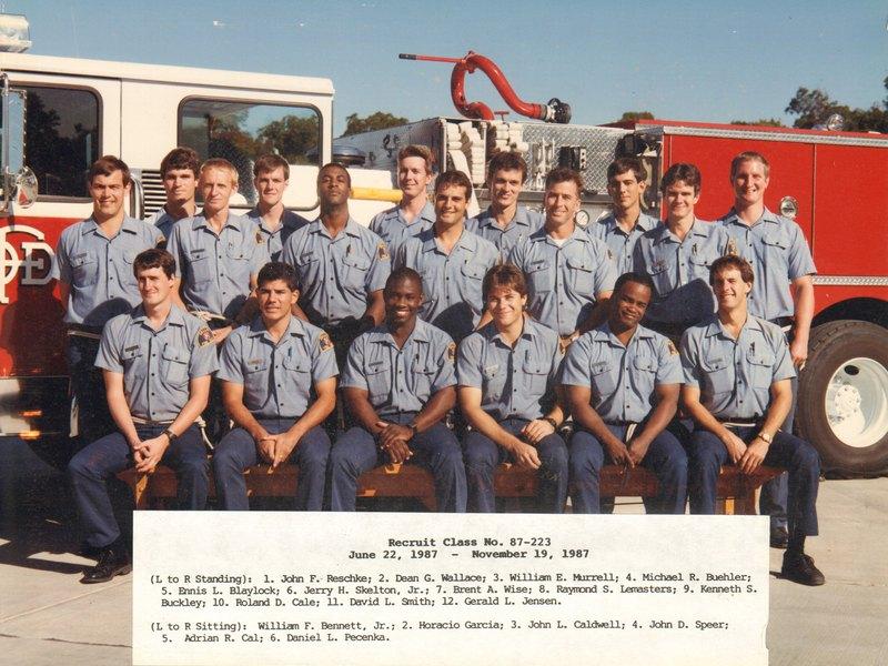 DFR Recruit Class 223 062287
