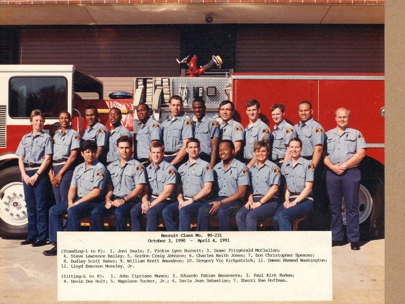 DFR Recruit Class 231 100390