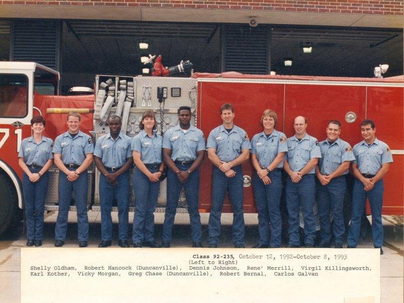 DFR Recruit Class 235 101292
