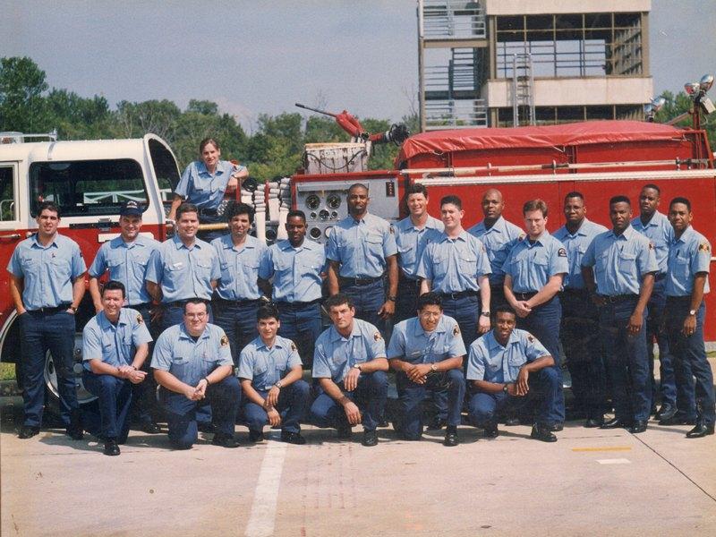 DFR Recruit Class 238 1994
