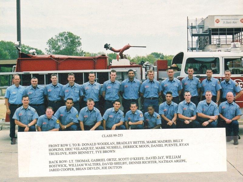 DFR Recruit Class 253 1999