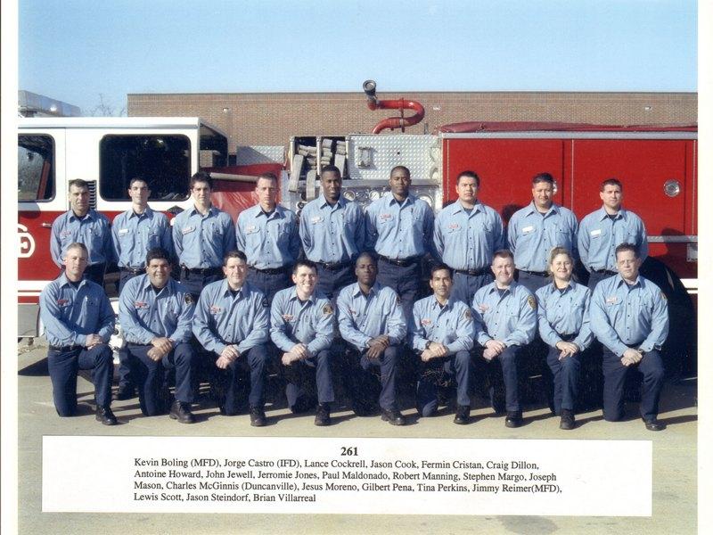 DFR Recruit Class 261