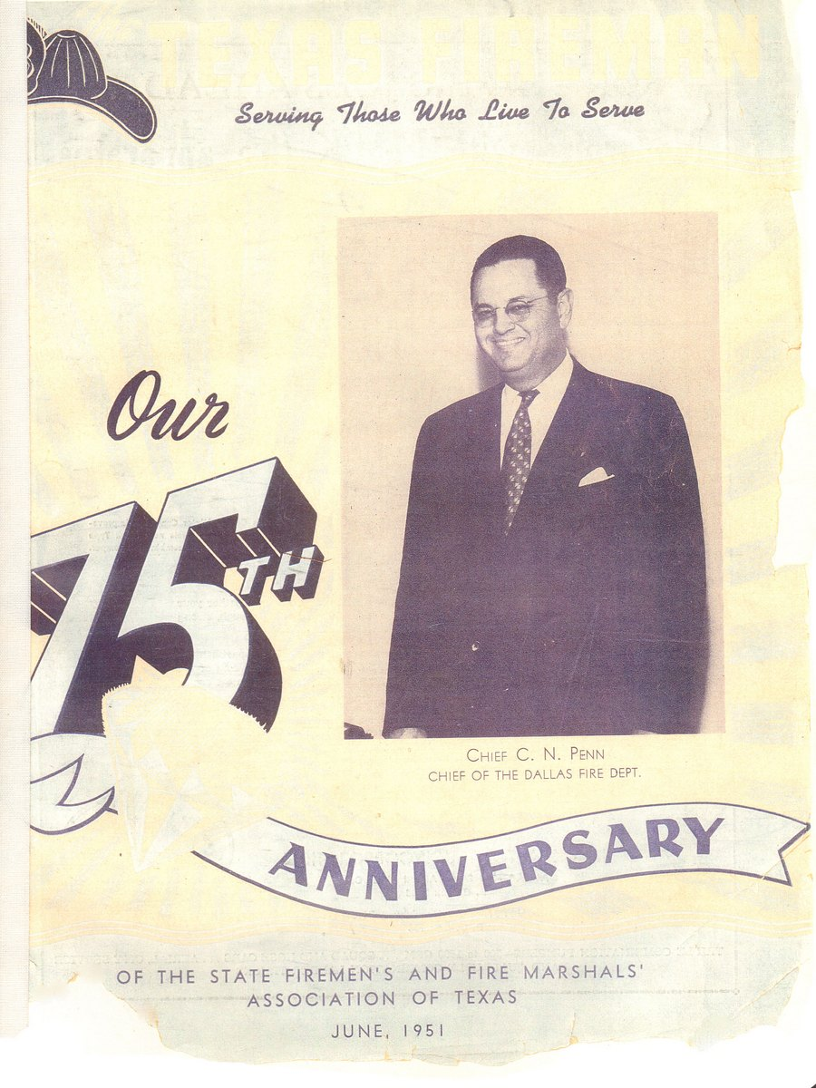 1951 Texas Fireman 00 Cover
