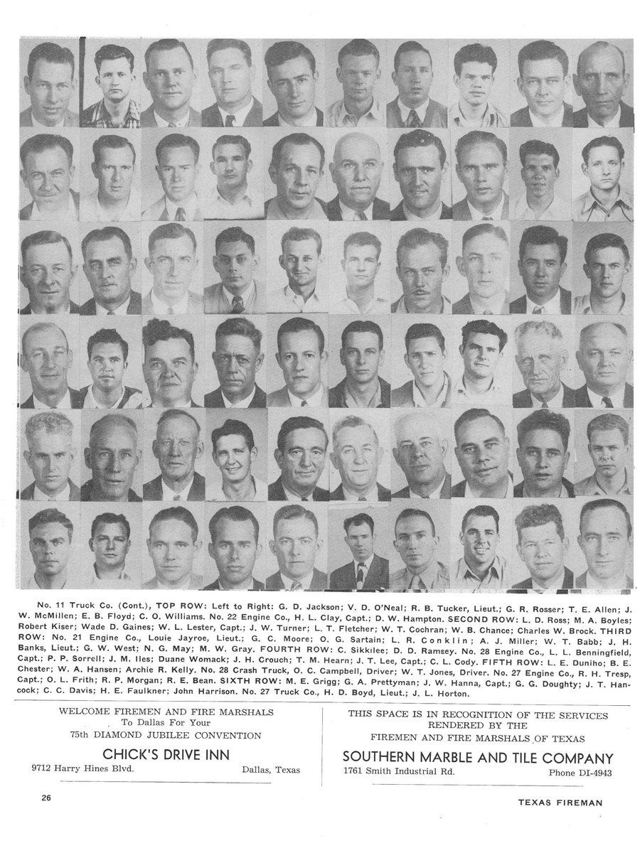 1951 Texas Fireman page 26