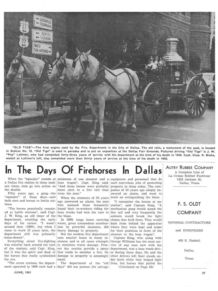 1951 Texas Fireman page 37