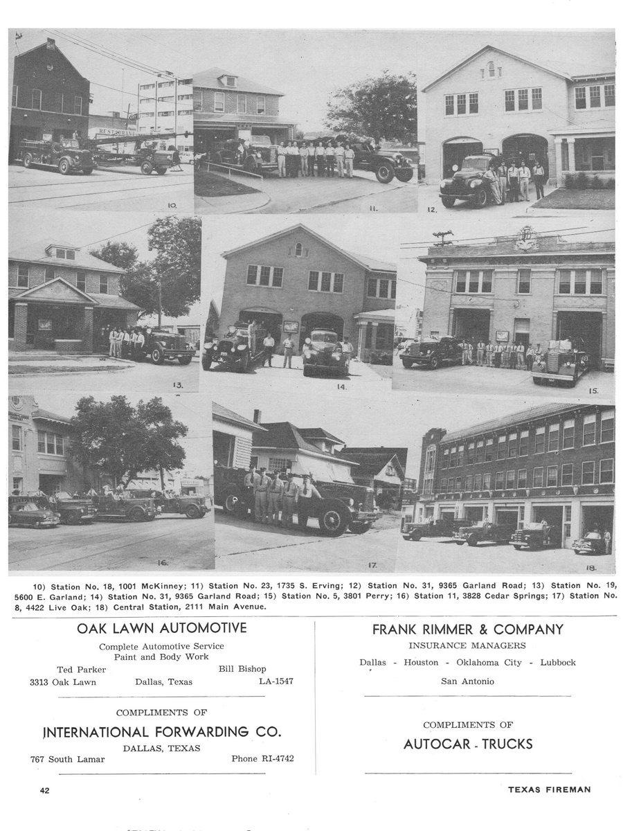 1951 Texas Fireman page 42