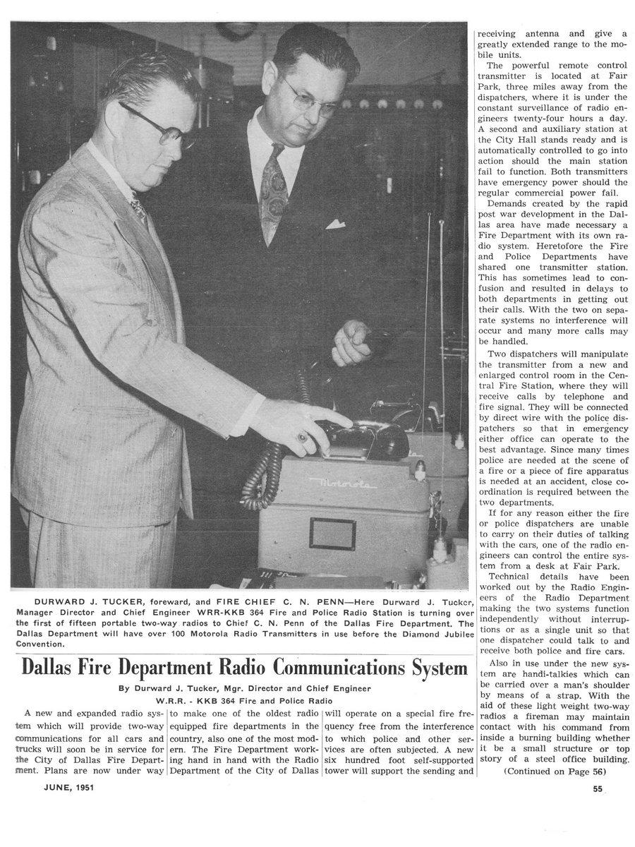 1951 Texas Fireman page 55