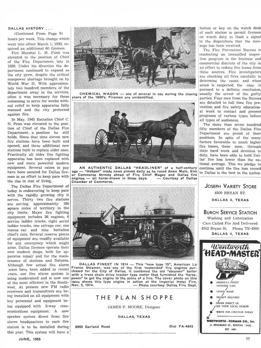 1955 Texas Fireman page 11