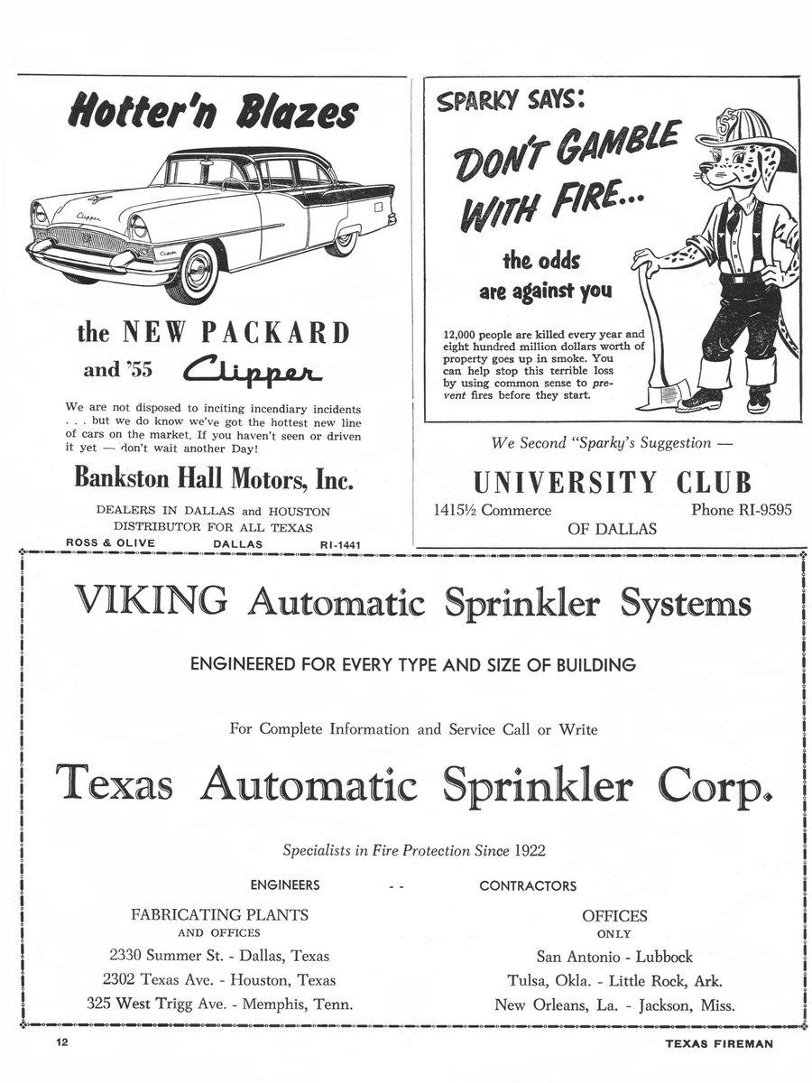 1955 Texas Fireman page 12