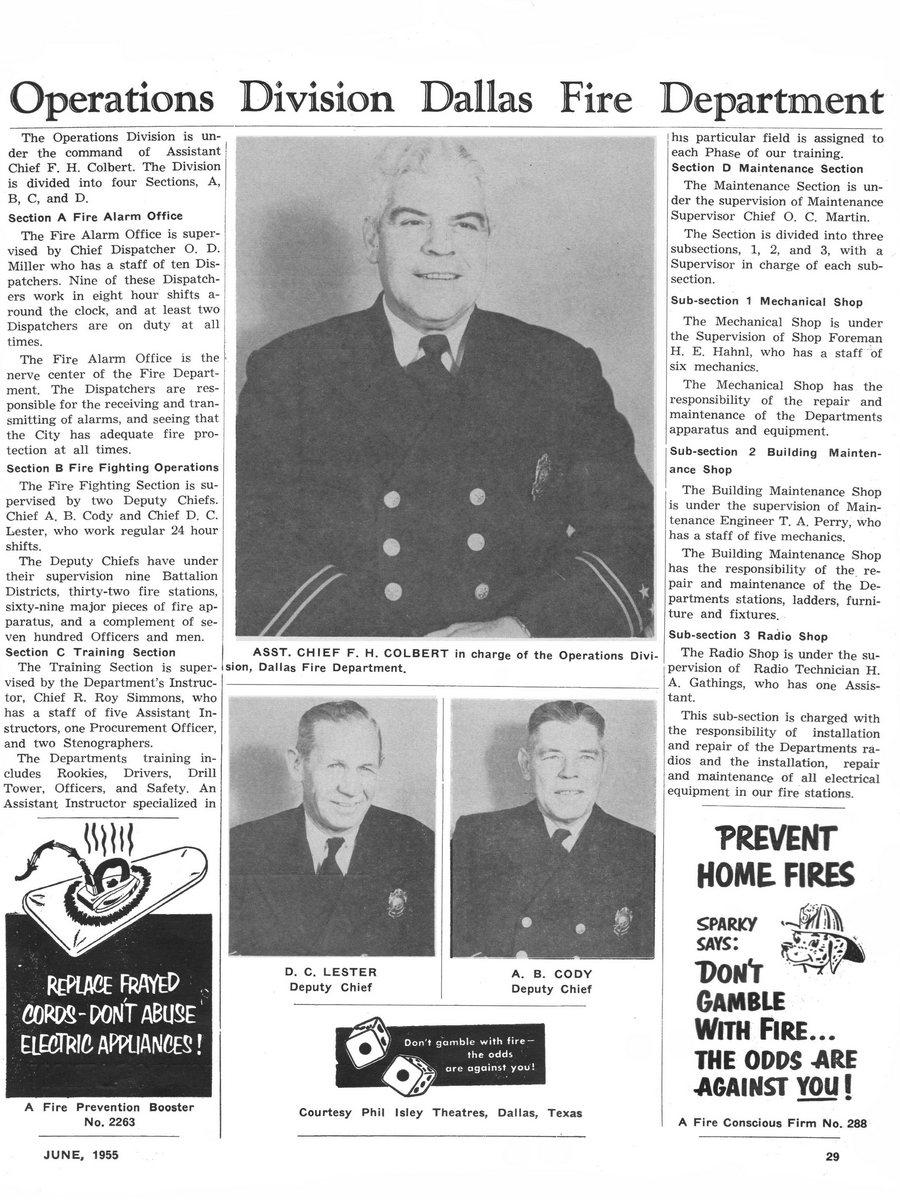 1955 Texas Fireman page 29