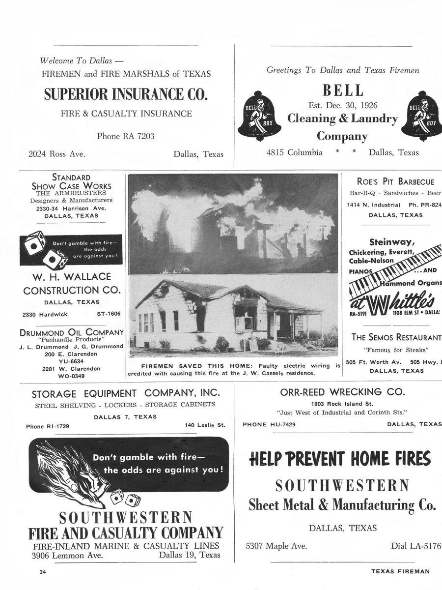1955 Texas Fireman page 34