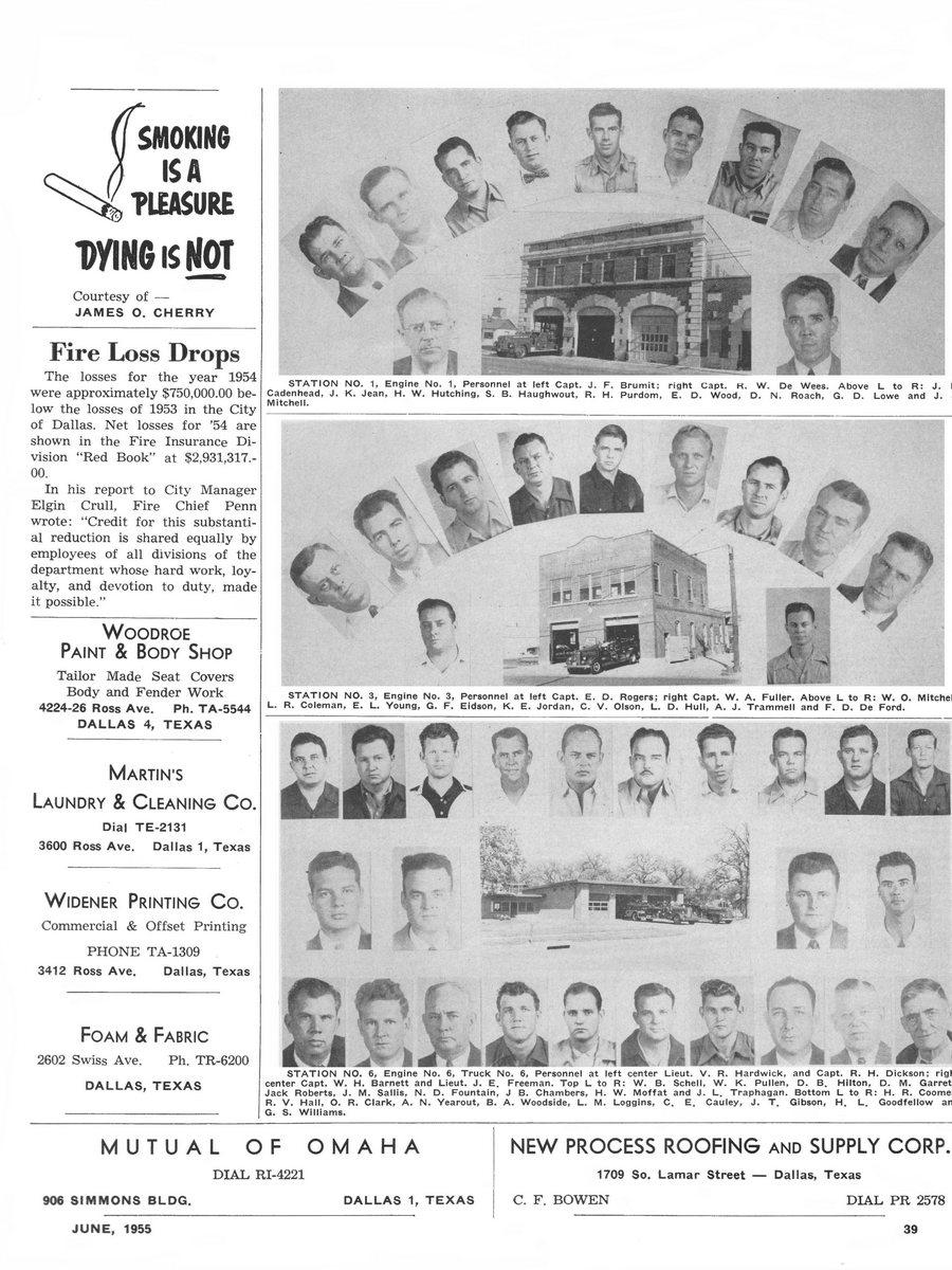 1955 Texas Fireman page 39