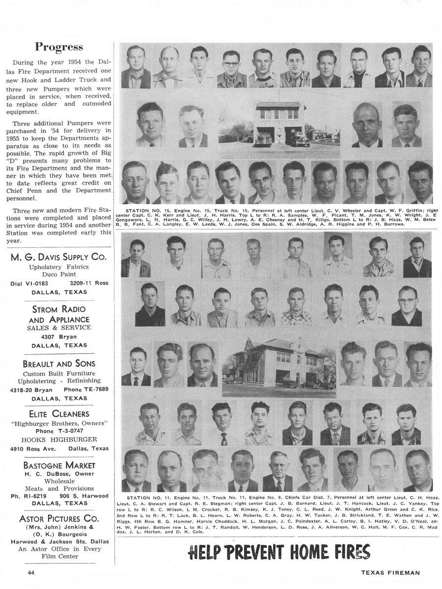 1955 Texas Fireman page 44