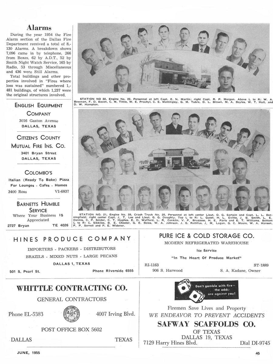 1955 Texas Fireman page 45
