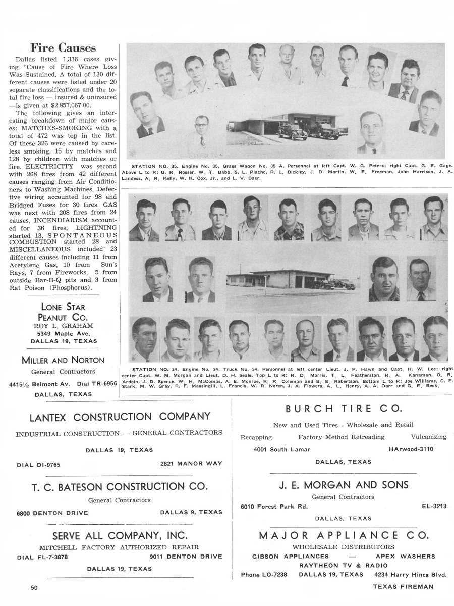 1955 Texas Fireman page 50