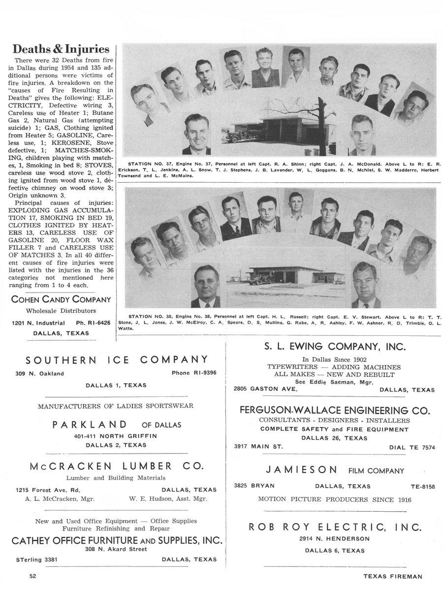 1955 Texas Fireman page 52