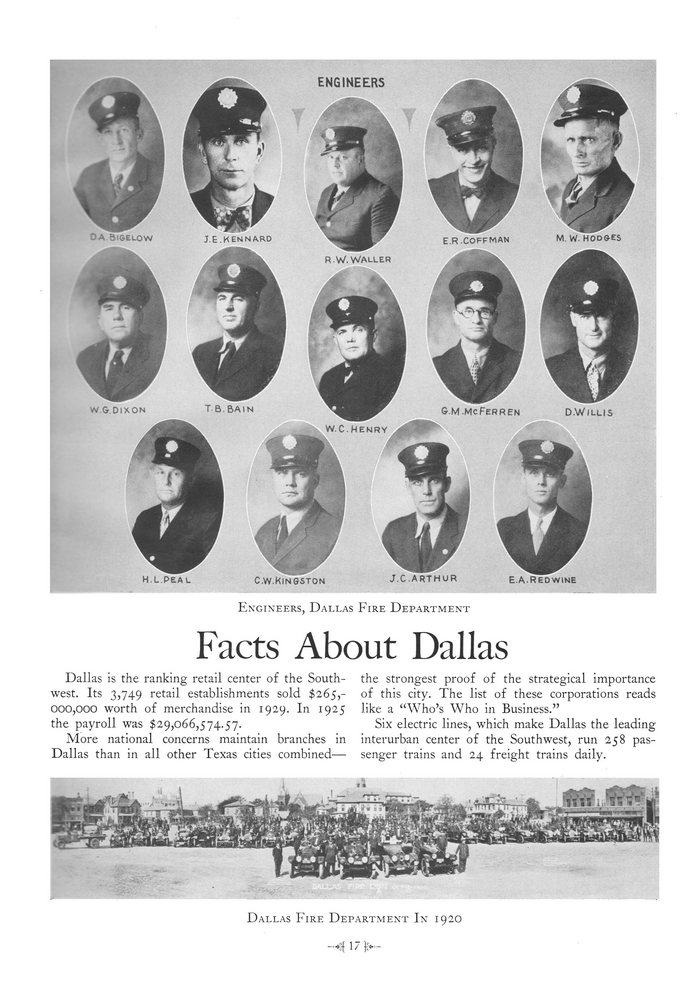 DFD 1931Leather Helmet Page 17